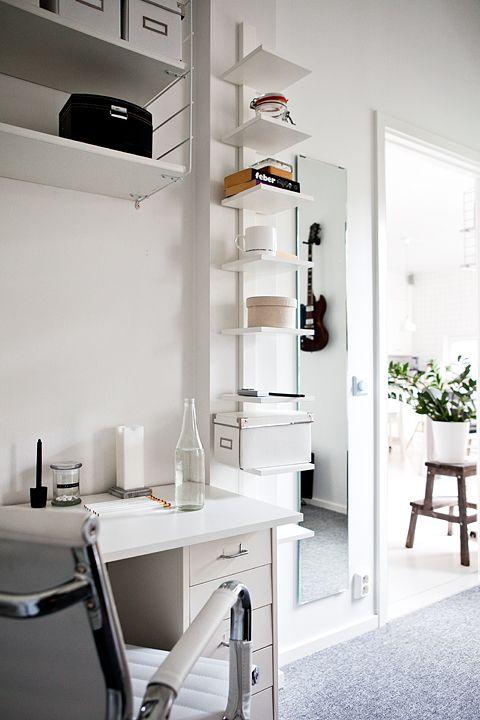 Klein wonen: kantoor - THESTYLEBOX