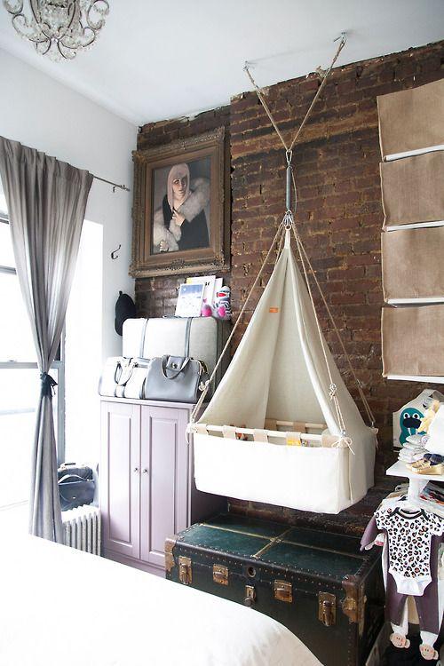 kleine babykamer inrichten