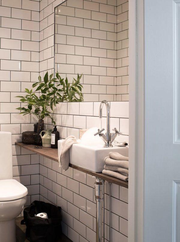 Kleine badkamer - THESTYLEBOX