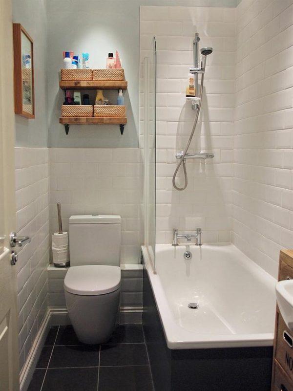 mooiste kleine badkamers: kleine badkamer thestylebox. kleine, Badkamer