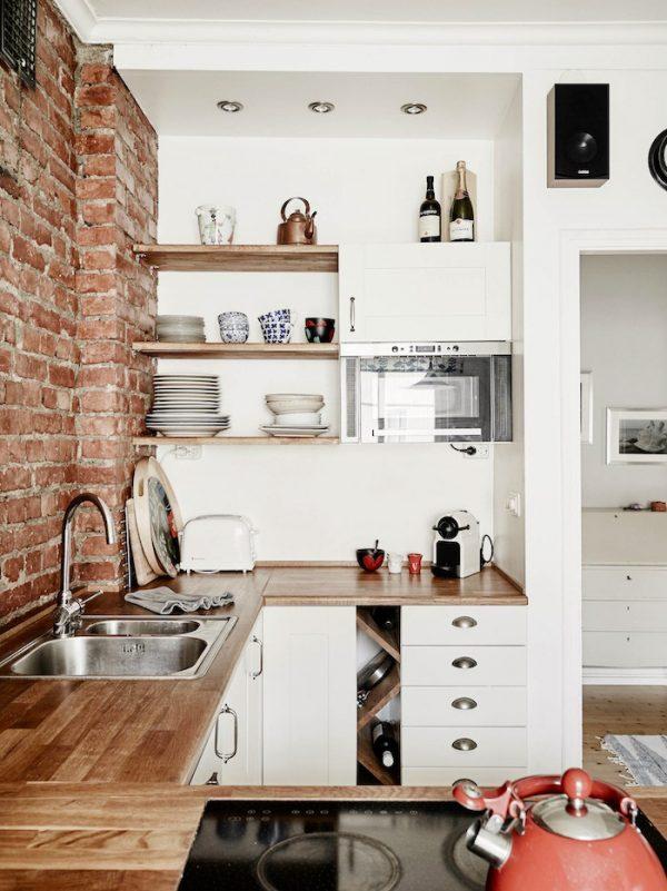 Kleine keuken - THESTYLEBOX