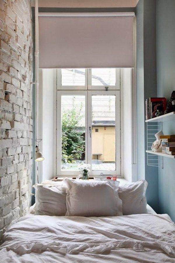 Beroemd Kleine slaapkamer ideeën - THESTYLEBOX @GH98