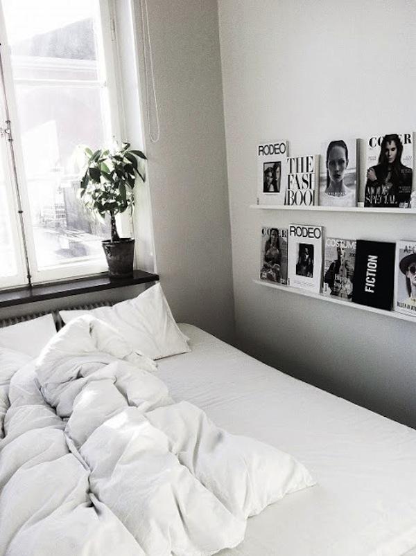 Kleine slaapkamer ideeën - THESTYLEBOX