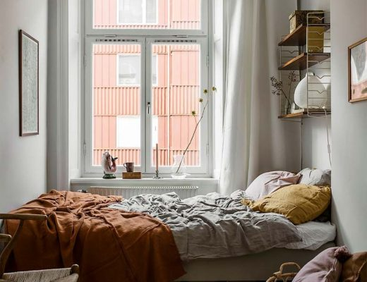 kleine slaapkamer inrichten tips