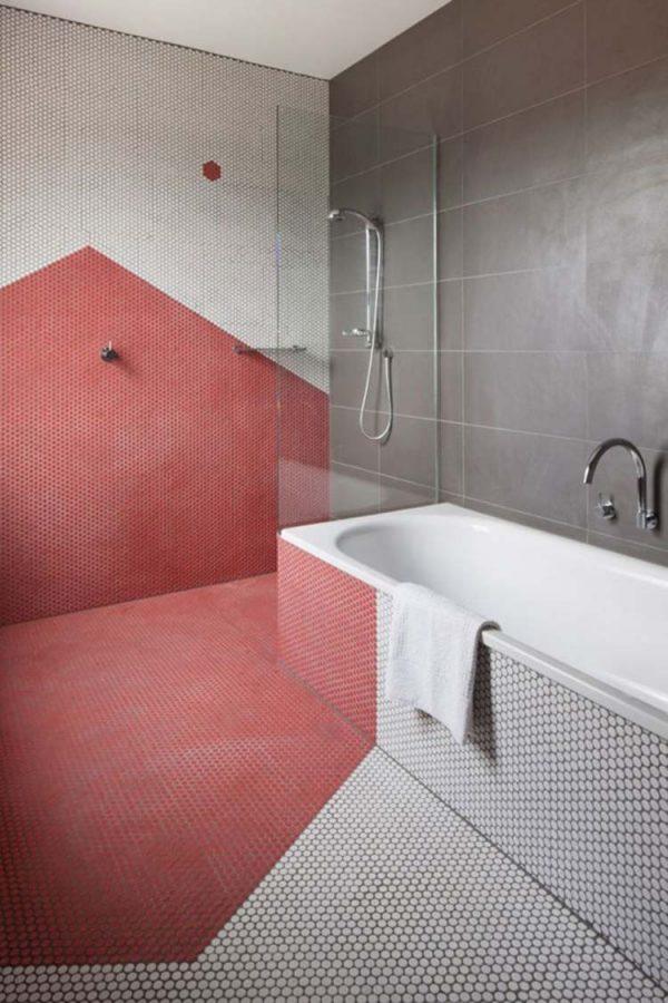 kleur badkamer