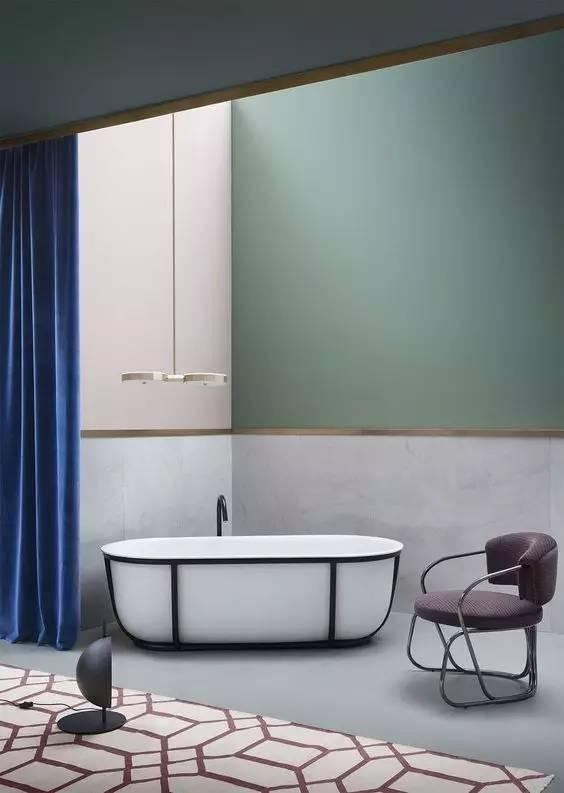 kleur badkamer woontrend