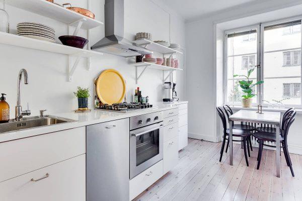 kleur detail keuken