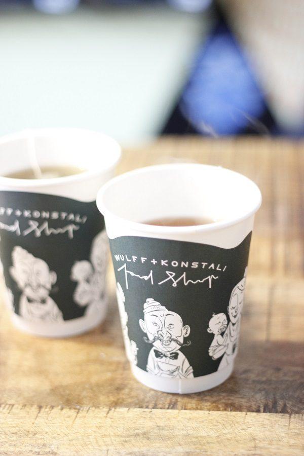 koffie foodshop