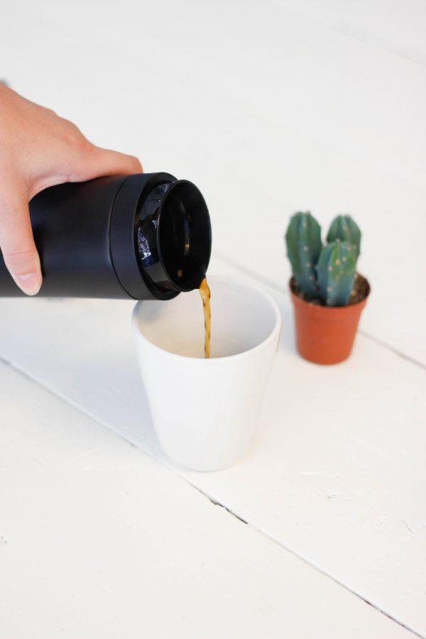koffie onderweg