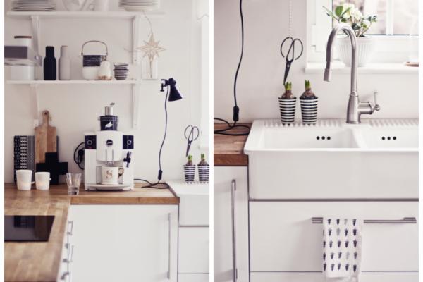 Koffiemachine De Keuken : Koffiemachine in de keuken thestylebox