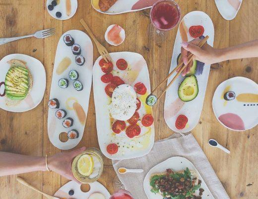 koken mooi servies