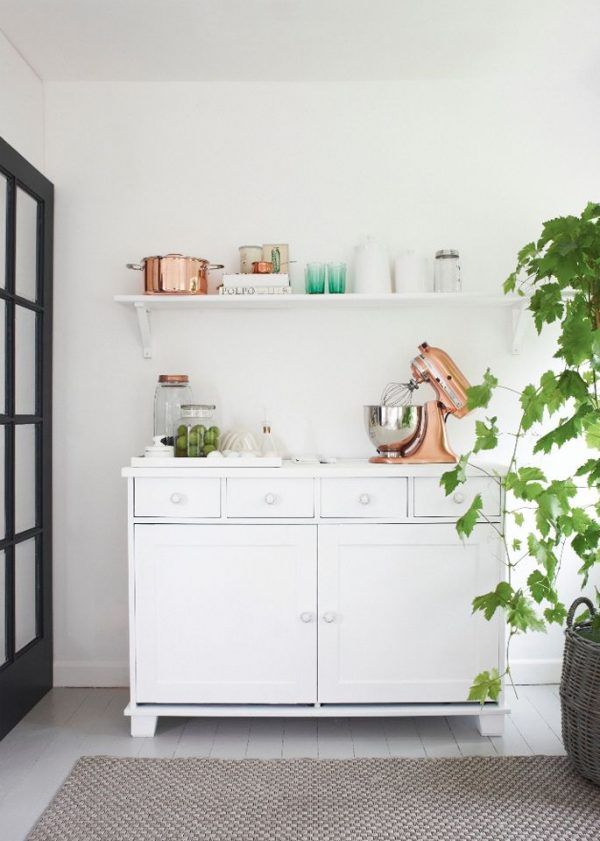 koper keuken