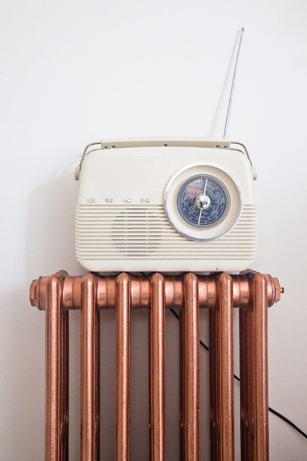 koperen radiator