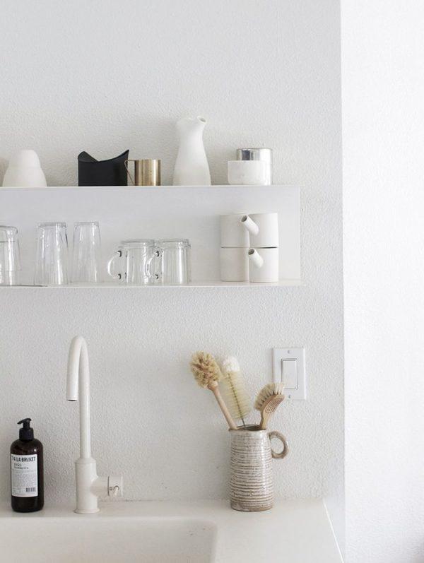 Witte keukenkraan - THESTYLEBOX
