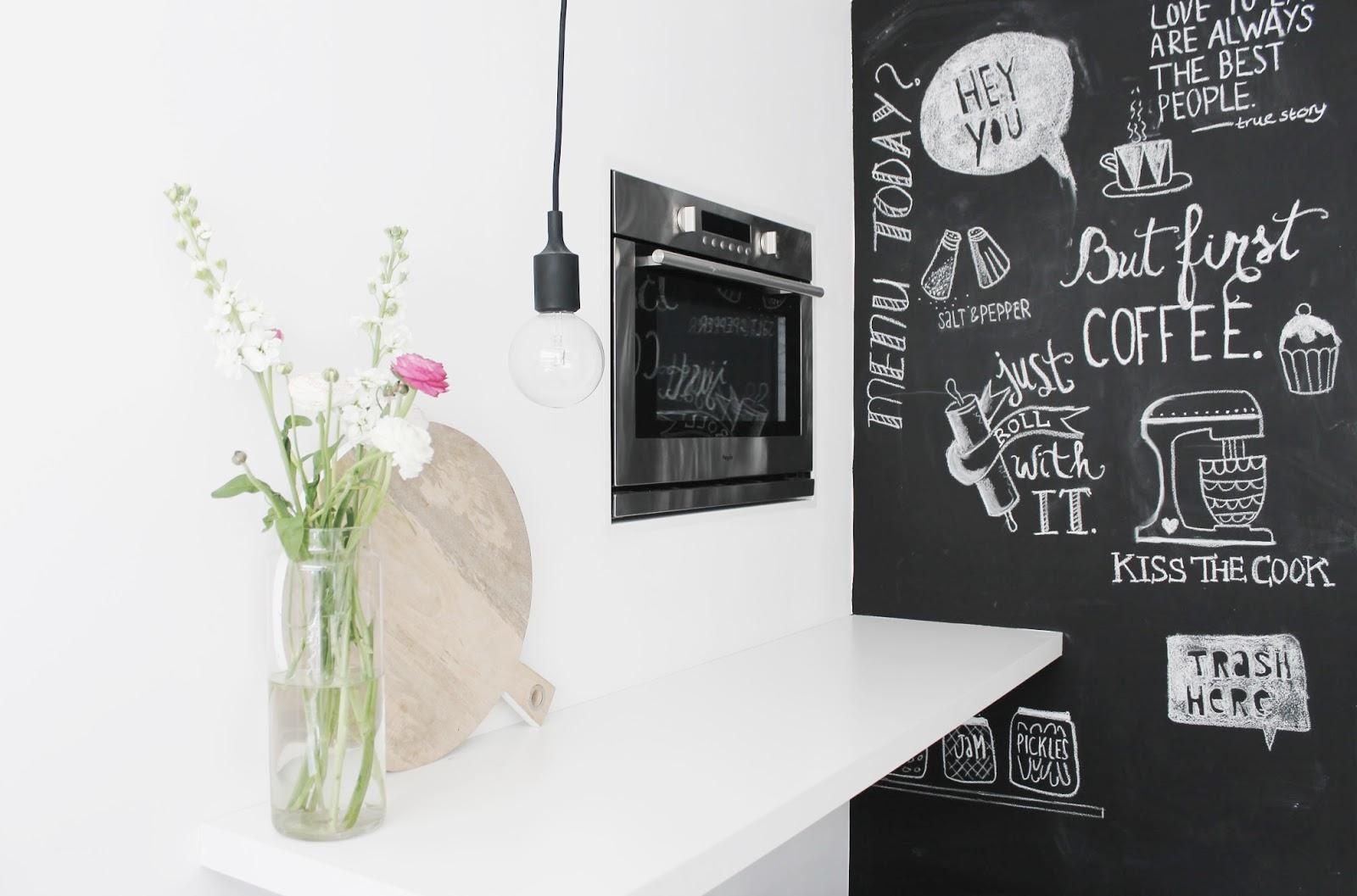 Grappige Keuken Teksten : Wat vind jij van een zwarte keuken?