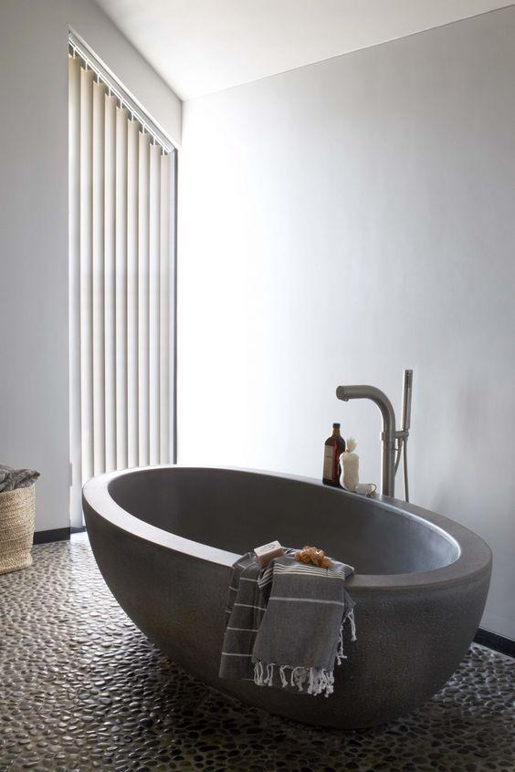 Lamellen badkamer