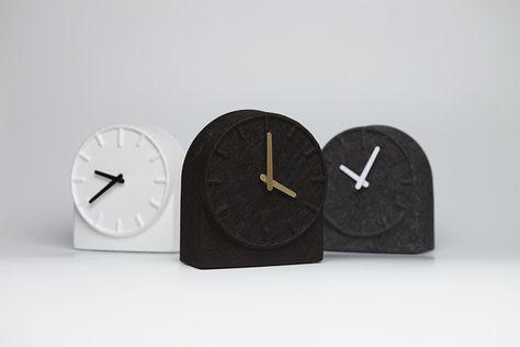 leff vilt design klok
