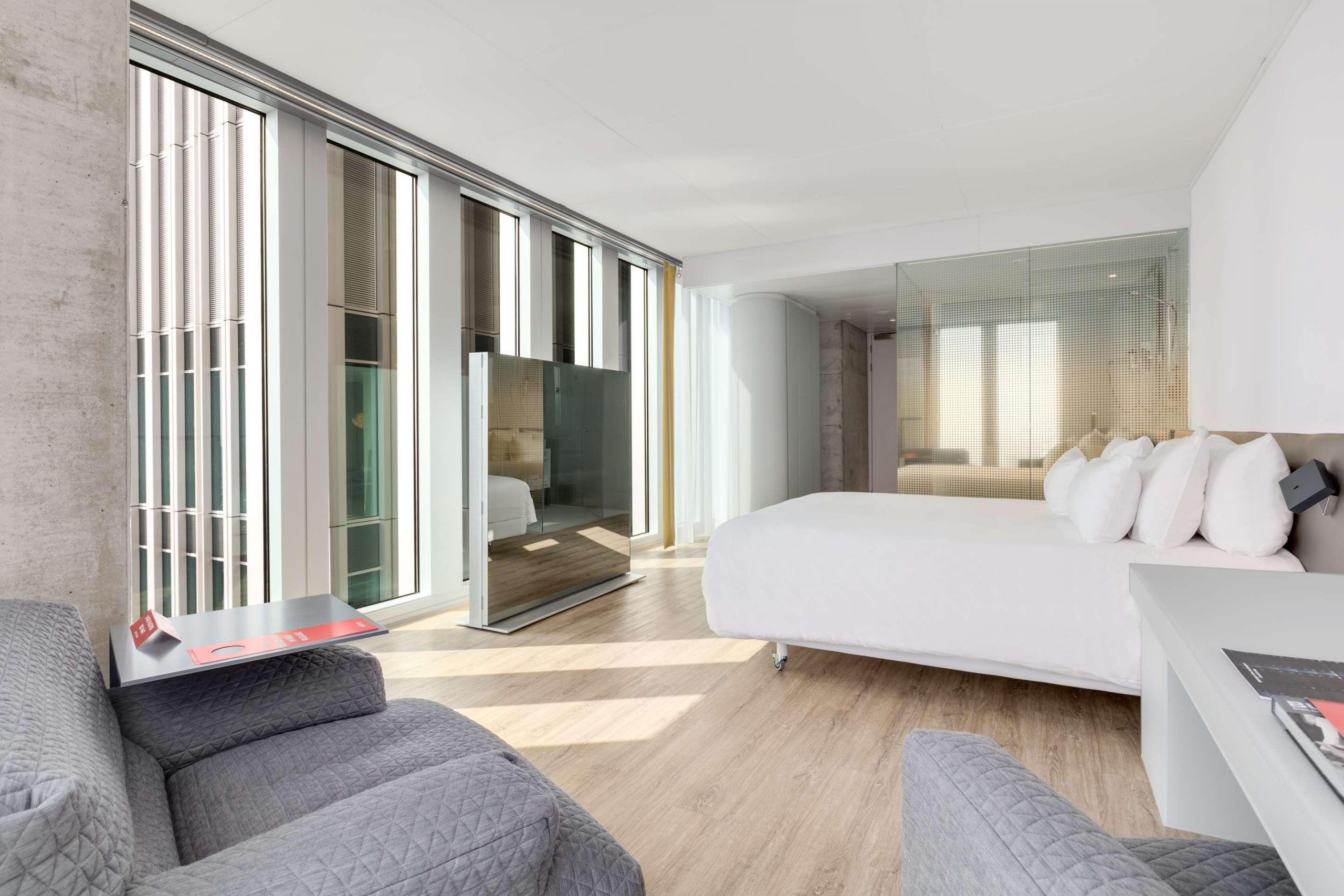 leuke hotels rotterdam nhow