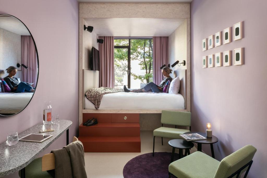 leuke hotels rotterdam unplugged