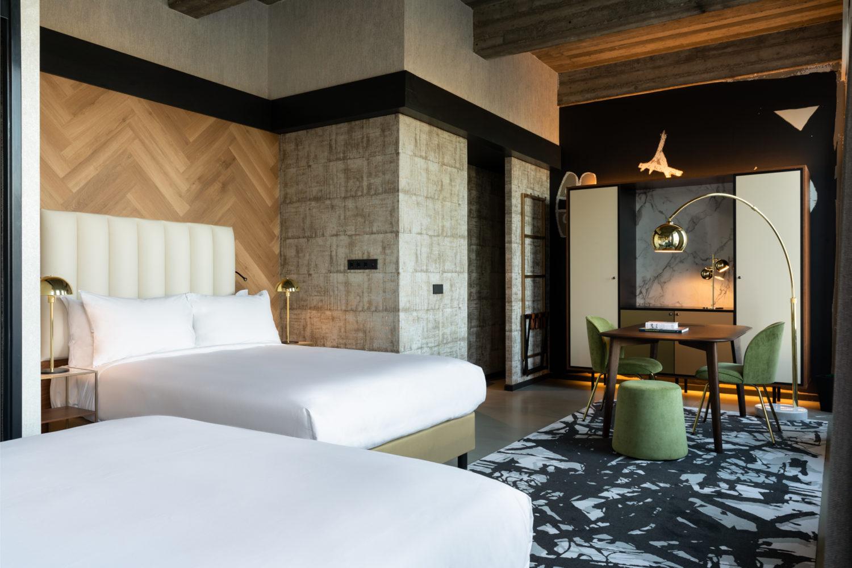 leuke hotels rotterdam the slaak