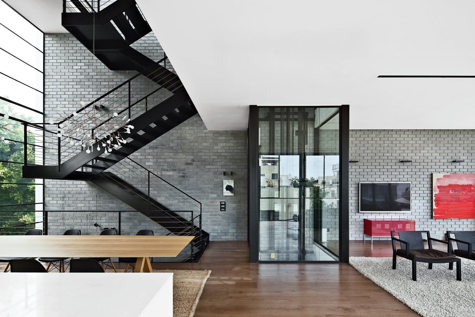 lift modern herenhuis