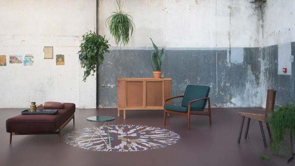 linoleum vloer afbeelding