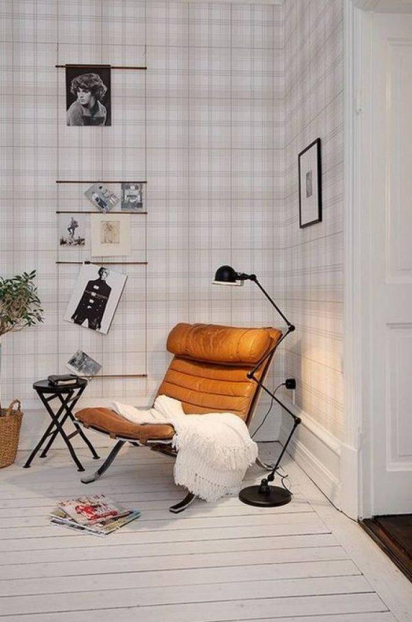 lounge stoel woonkamer