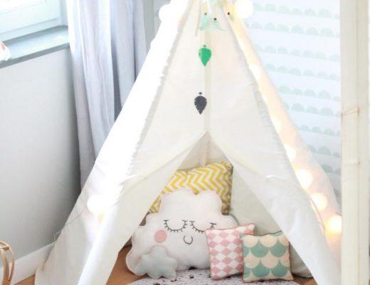 makeover kinderslaapkamer