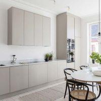 marmeren keukenwerkblad moderne keuken