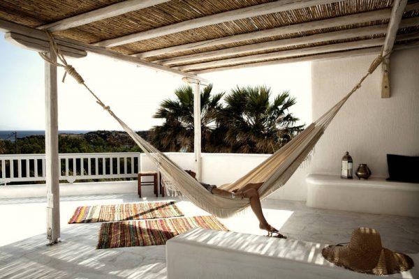 marokkaans balkon