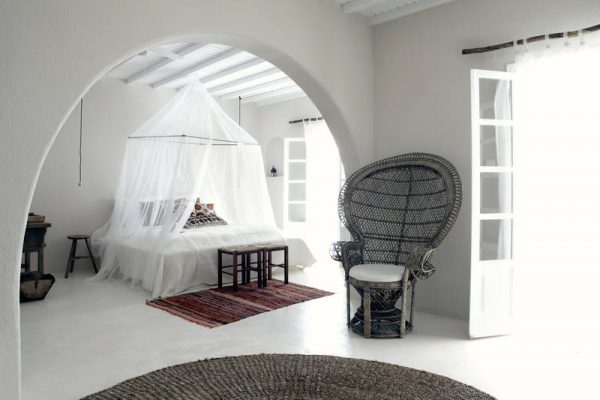 marokkaanse hotelkamer