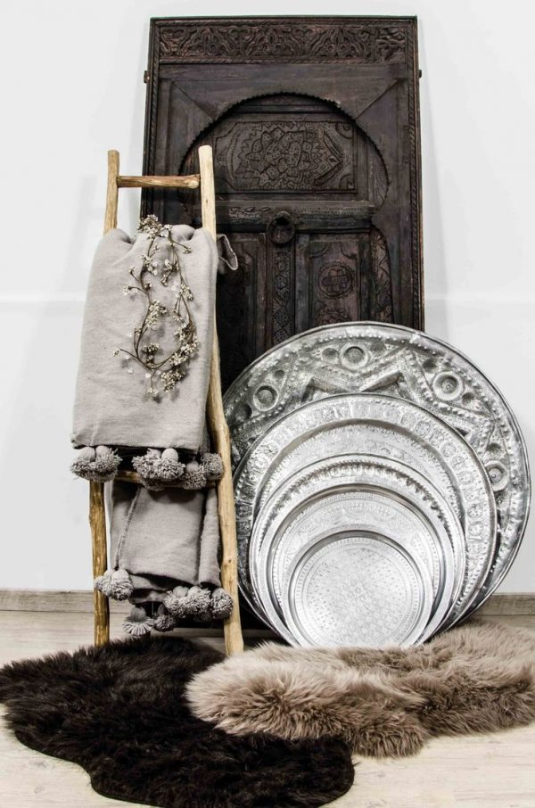 marokkaanse schalen