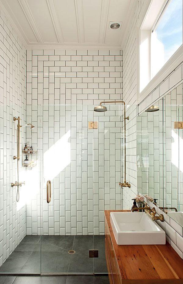 metrotegels badkamer