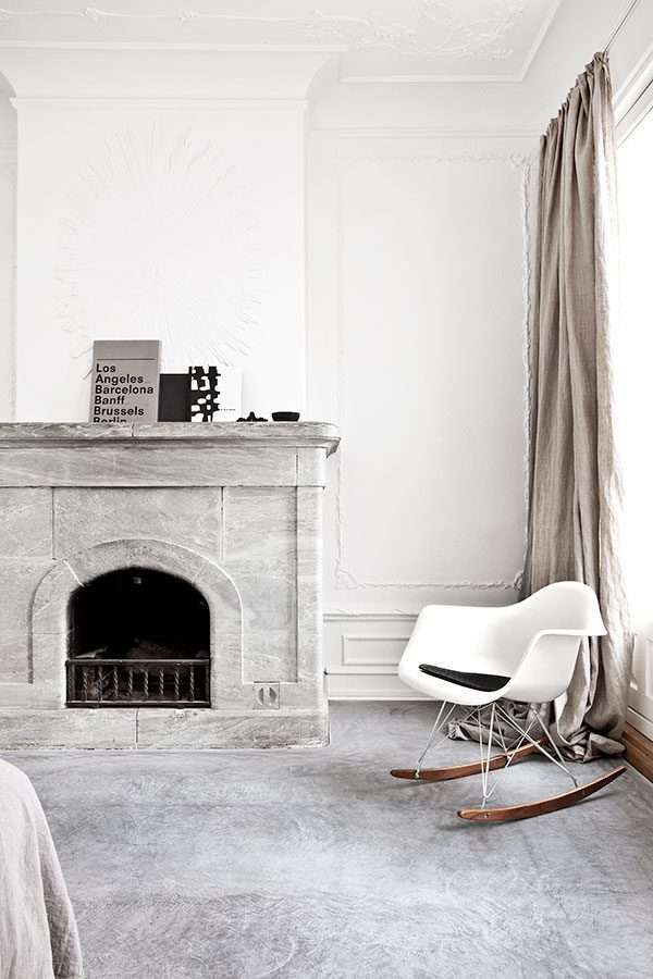 minimalistische binnenkijker