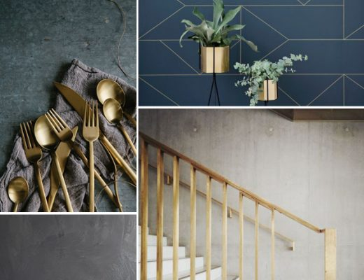 moodboard thestylebox goud