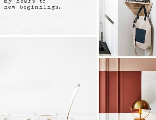 moodboard thestylebox new beginnings
