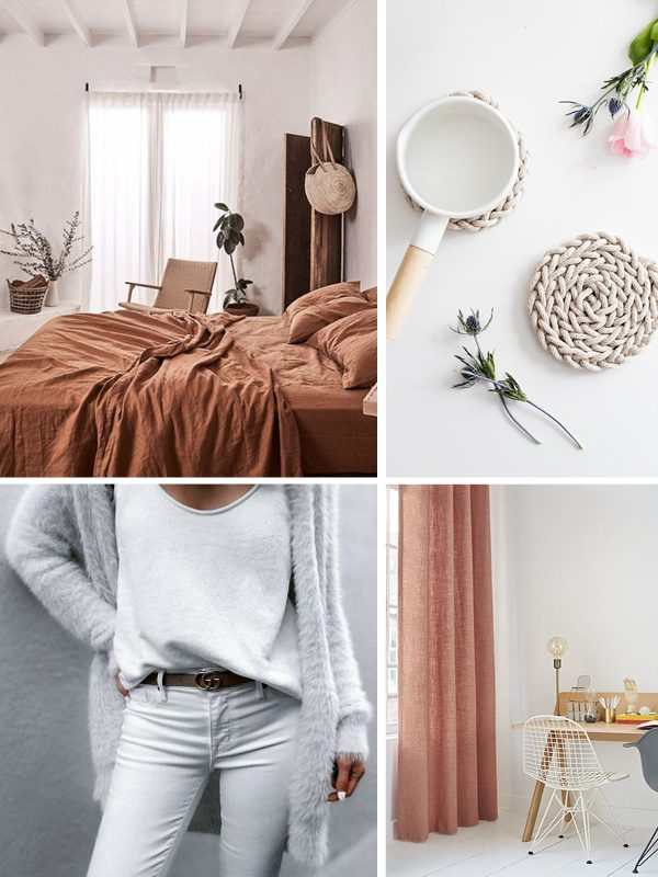 moodboard thestylebox orange