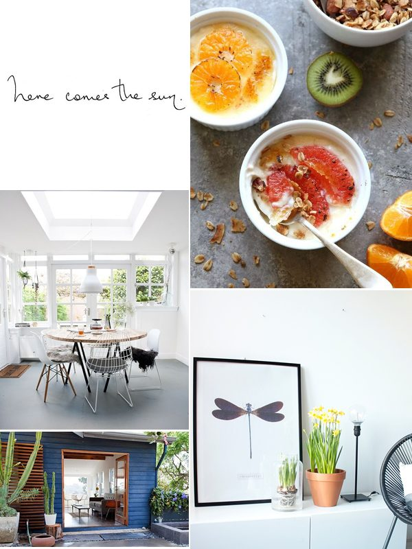 moodboard voorjaar thestylebox