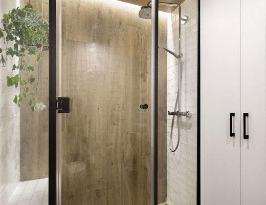 Mooi badkamerontwerp voor een kleine badkamer