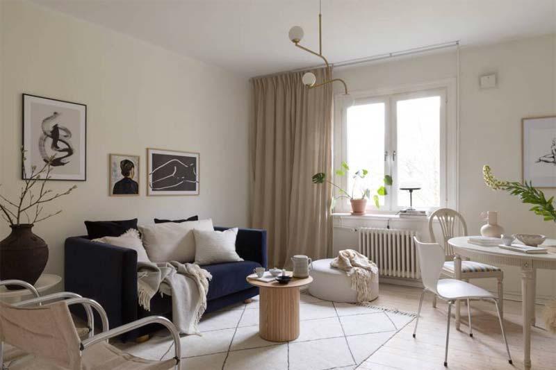 mooi interieur ontwerp met laag budget