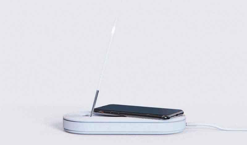 mooie draadloze telefoonlader hyuu