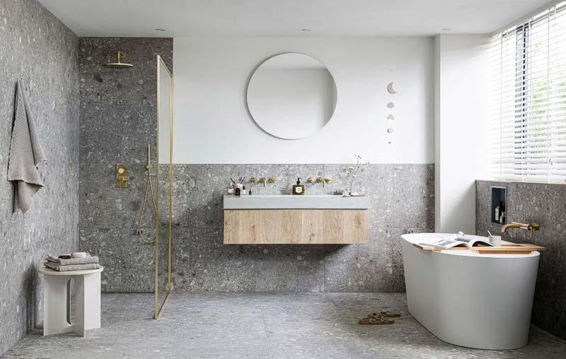 mooie vtwonen badkamer