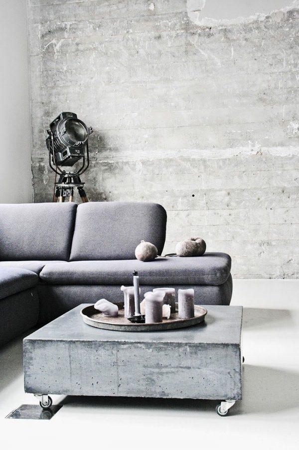 muurkleur beton