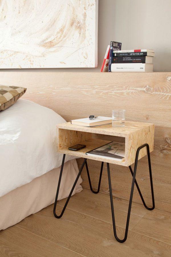 Nachtkastje slaapkamer thestylebox - Nachtkastje voor loftbed ...