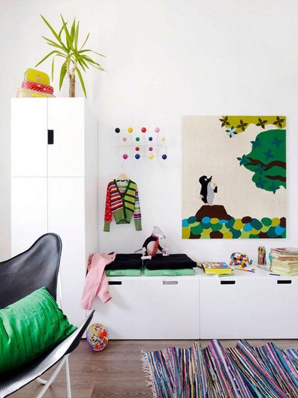 4x Opbergen In Kinderkamer Met Ikea Thestylebox