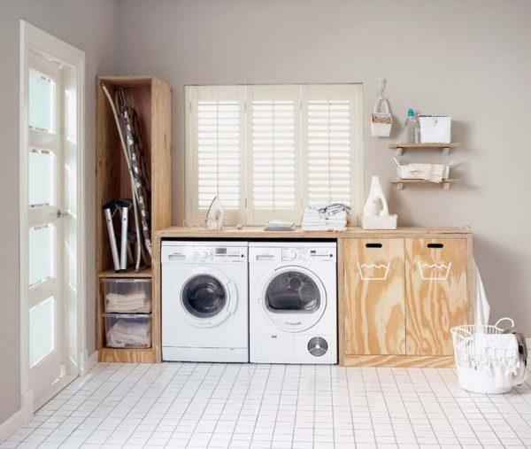 wasmachine ruimte ideeen