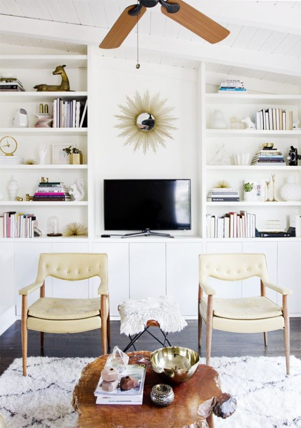 12 Ways to Maximise a Small Living Space