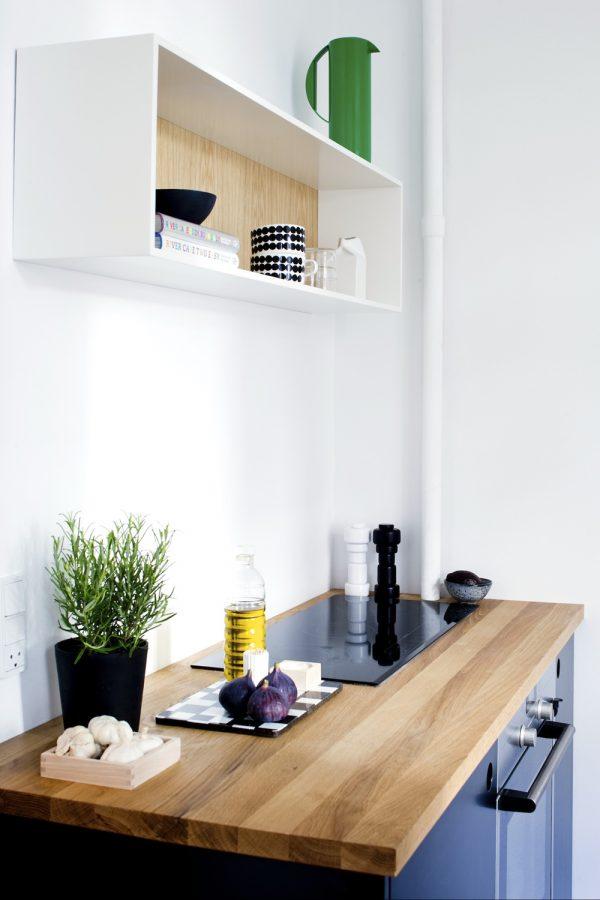 Open keuken kastjes thestylebox - Open keuken ...