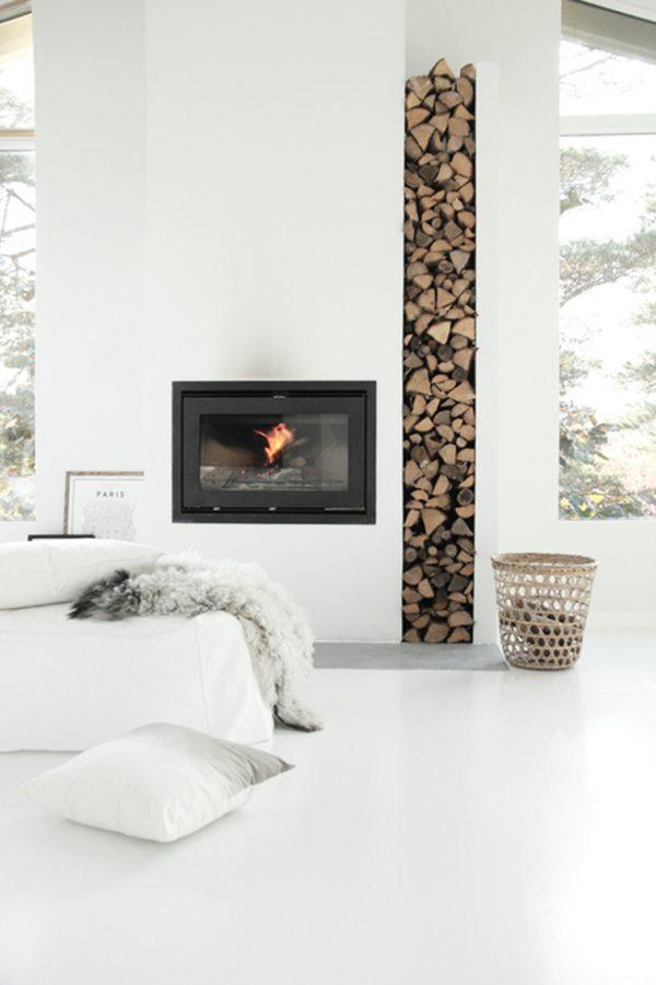 Warmte in huis: de openhaard - THESTYLEBOX