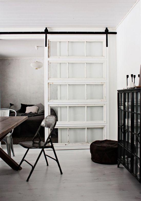 oude deuren interieur industrieel